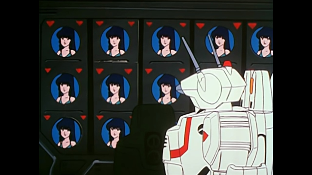 Episode 9: Miss macross